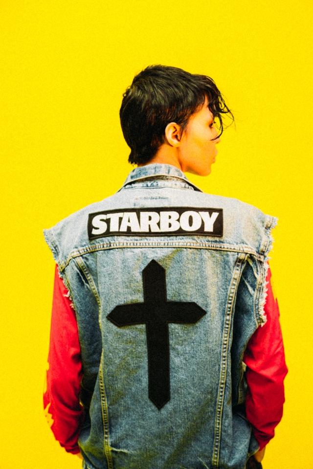 Weeknd Starboy pop up shop